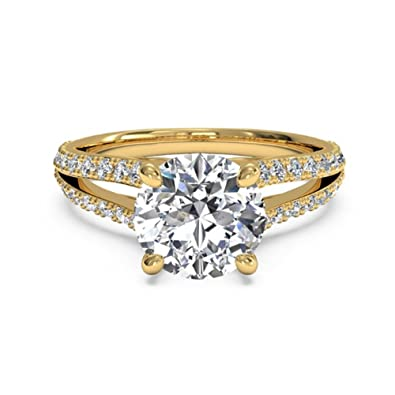 3994c7222b36e0 diamonds are forever diamond engagement rings Yellow gold engagement rings  solitaire ring (H)