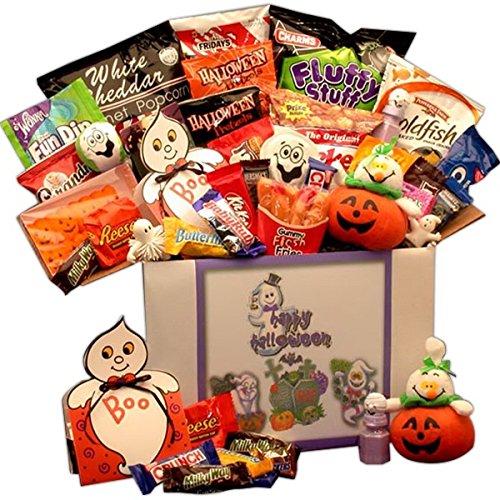 Halloween Boo Box Care (Halloween Party Crackers)