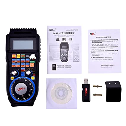 WHB04B-4 4-Axes Wireless Electronic Handwheel Controller