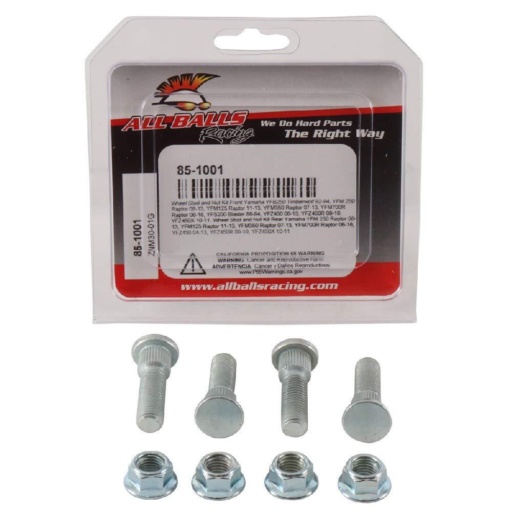 All Balls Racing 85-1001 Wheel Stud And Nut Kit