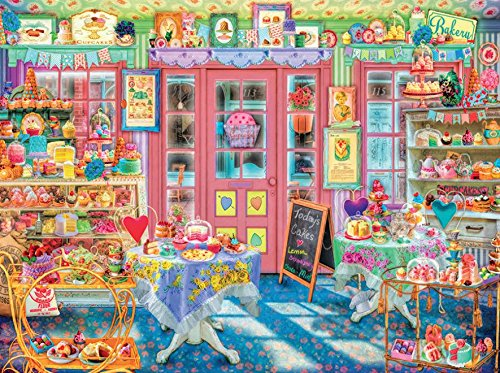 Ceaco Aimee Stewart - Hidden in The Cake Shop Puzzle (1000 Piece) supplier