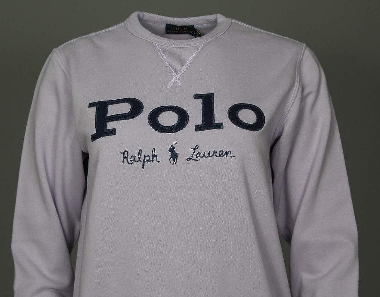 Ralph Lauren Sweat-shirt pour femme Lilas