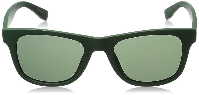 5b5046160dc Amazon.com  Lacoste Unisex-Adult L790S Rectangular Sunglasses  Clothing