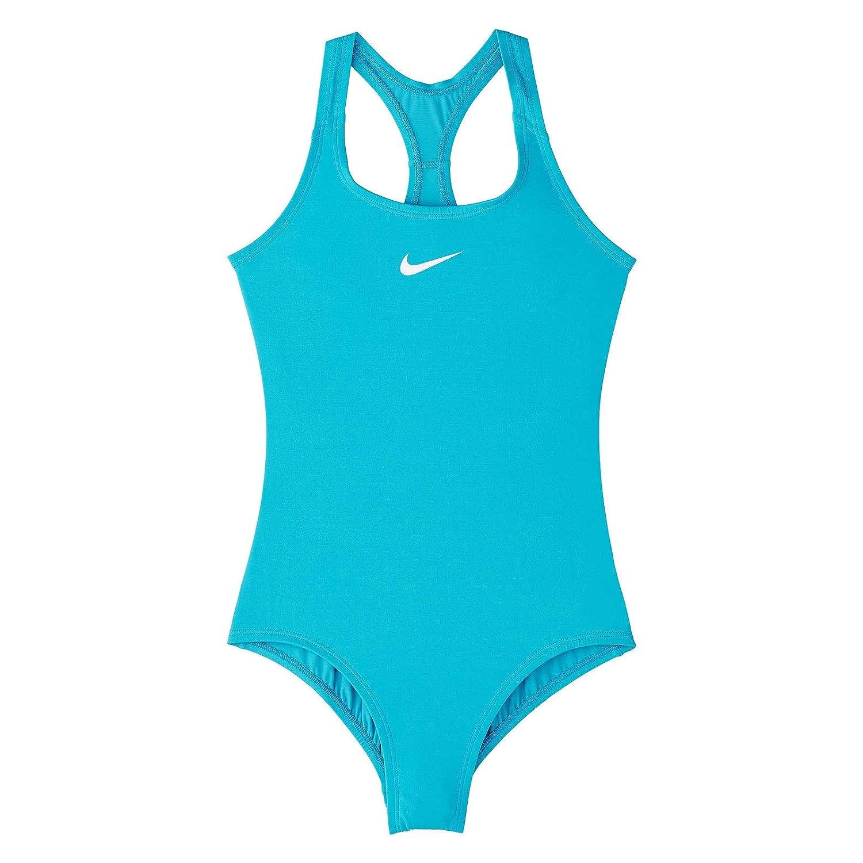 Nike TRAJE DE BANO PARA NINA FUCSIA NESS9600659: Amazon.es ...