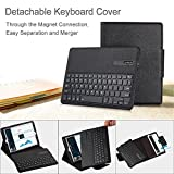 iPad Pro 9.7 Keyboard Case, Ewin Bluetooth