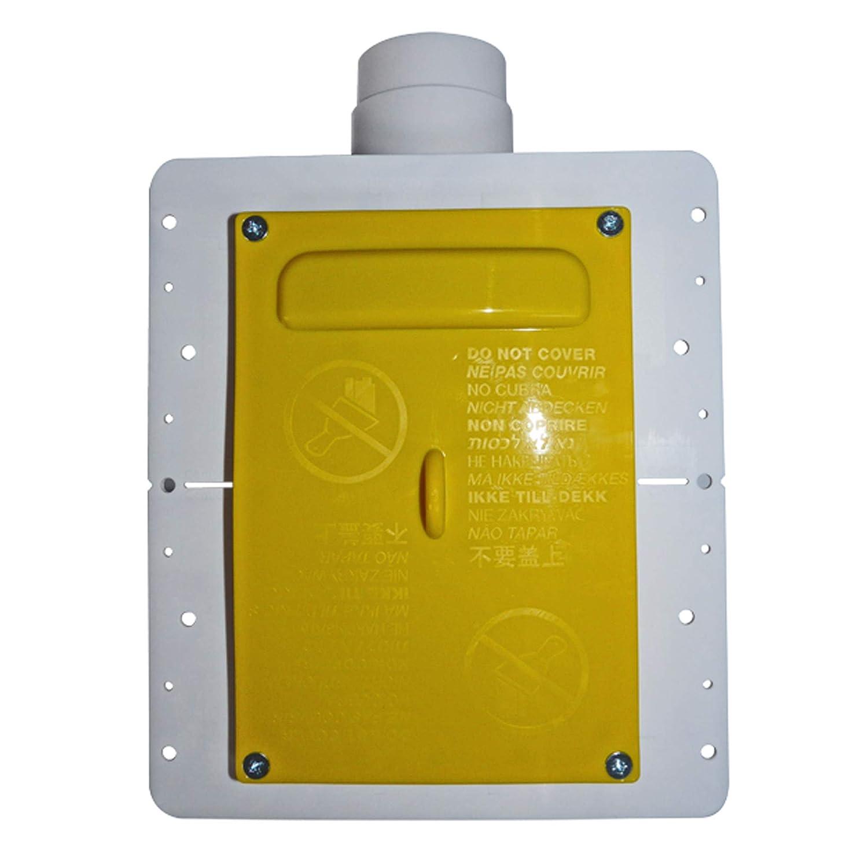 Nadair SPF-07 - Aspirador centralizado Retraflex, Color Gris ...