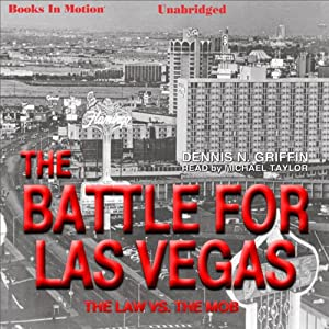 Battle for Las Vegas Audiobook