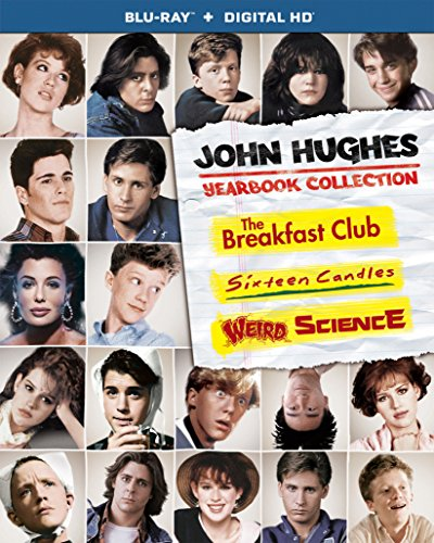 John Hughes Yearbook Collection Only $15.49