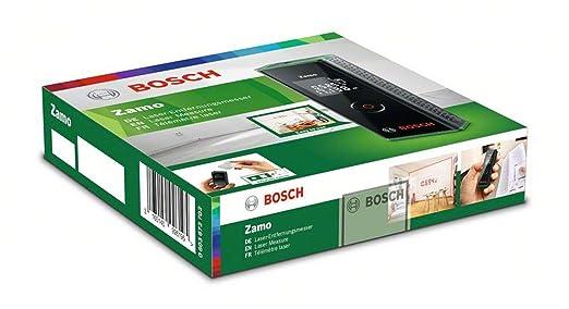 Entfernungsmesser Radius : Bosch laser entfernungsmesser zamo generation messbereich