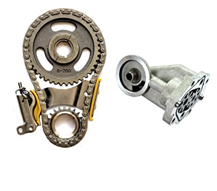 Amazon.com: Diamond PowerTiming Chain Kit & Oil Pump works with Ford E-150 F-150 4.2L: Automotive