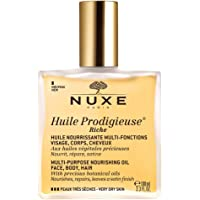 Nuxe Nuxe Huile Prodigieuse Riche Olio Nutriente Multiuso 100ml