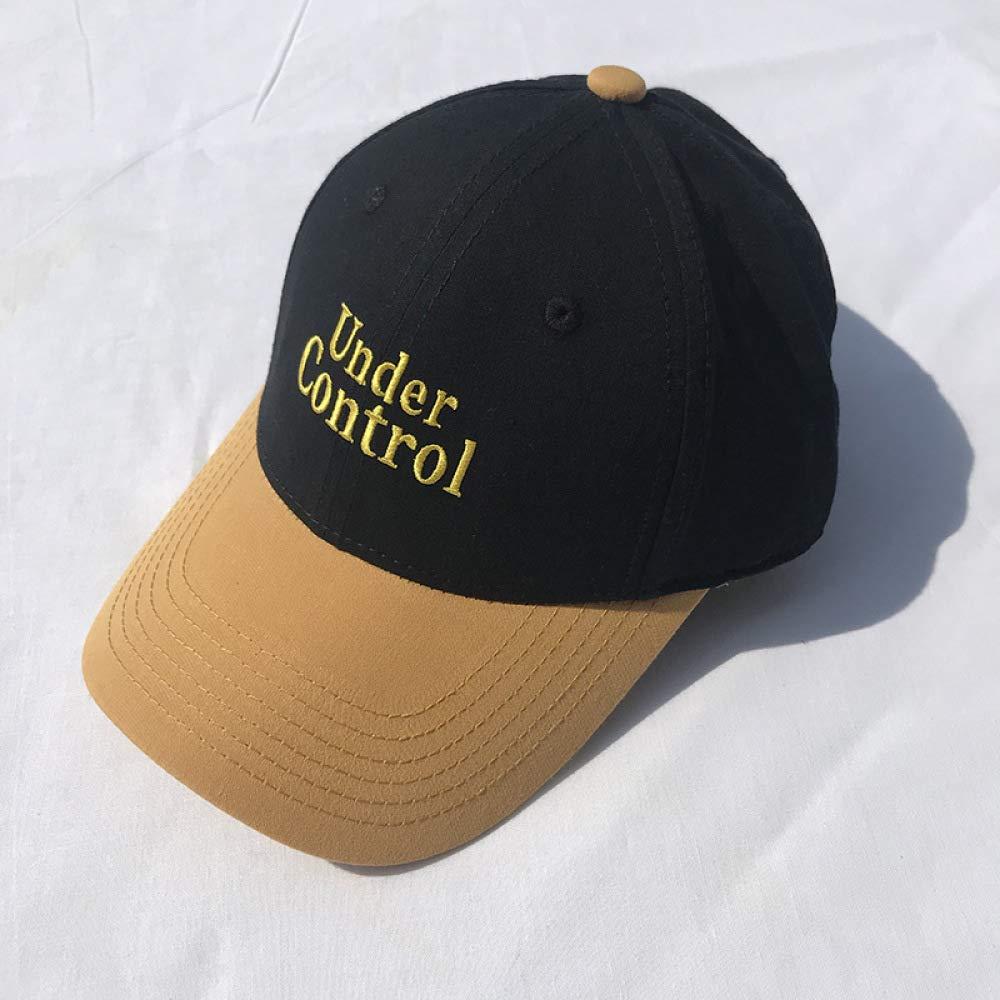 sdssup Sombrero Mujer Verano Moda Letras Bordado Gorra de béisbol ...