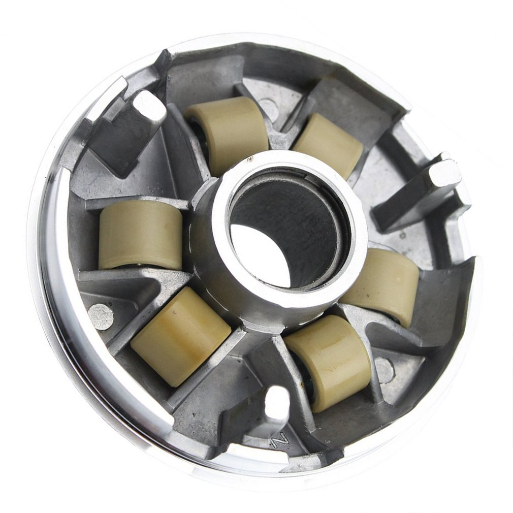 MYK Variator Drive Wheel Assy CVT Complete for GY6//QMB139 50cc Engines