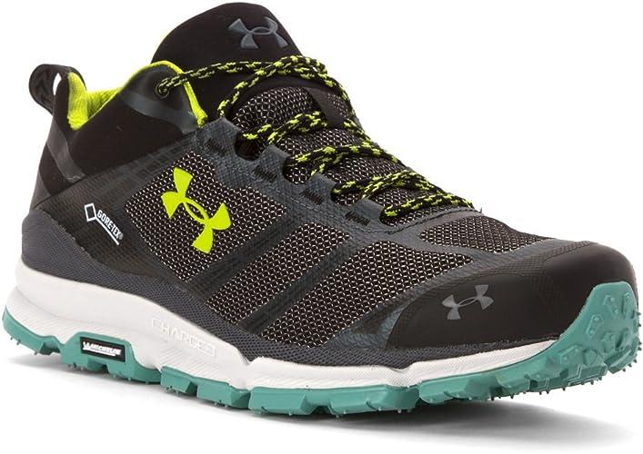 varietà di design fornitore ufficiale godere del prezzo di liquidazione Amazon.com | Under Armour Men's Ua Verge Low GTX | Hiking Shoes
