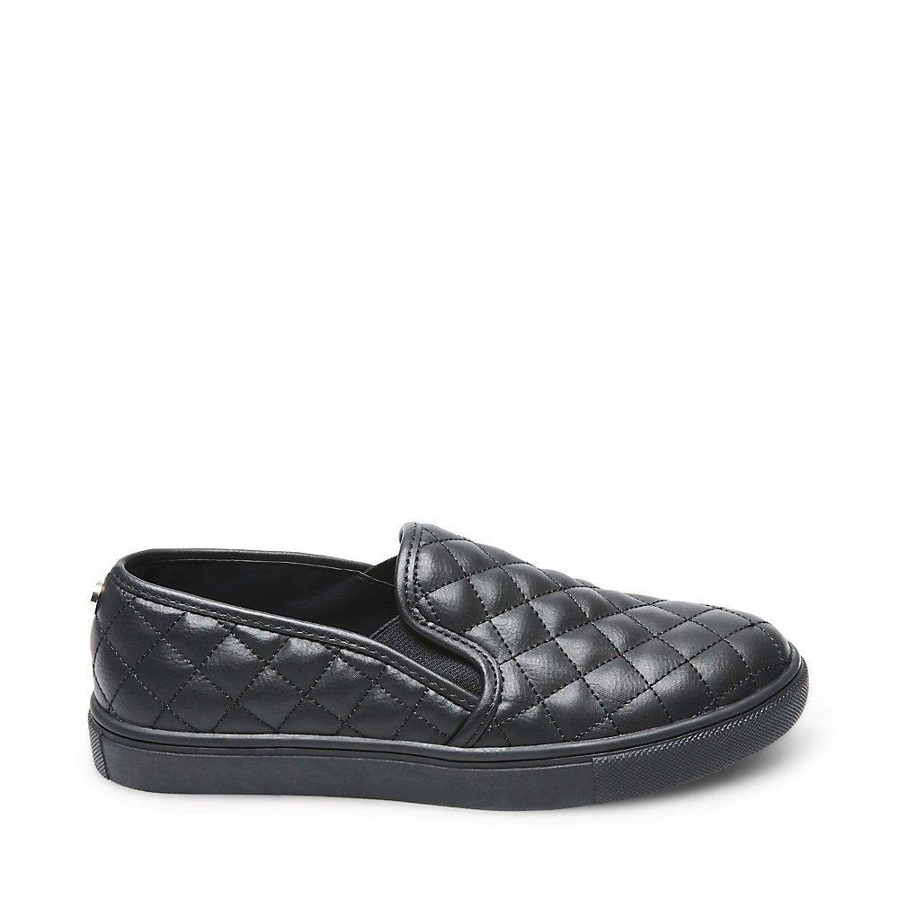 Steve Madden Women's Ecentrcq Sneaker B07FDBNXKN 9.5 B(M) US|Black Black