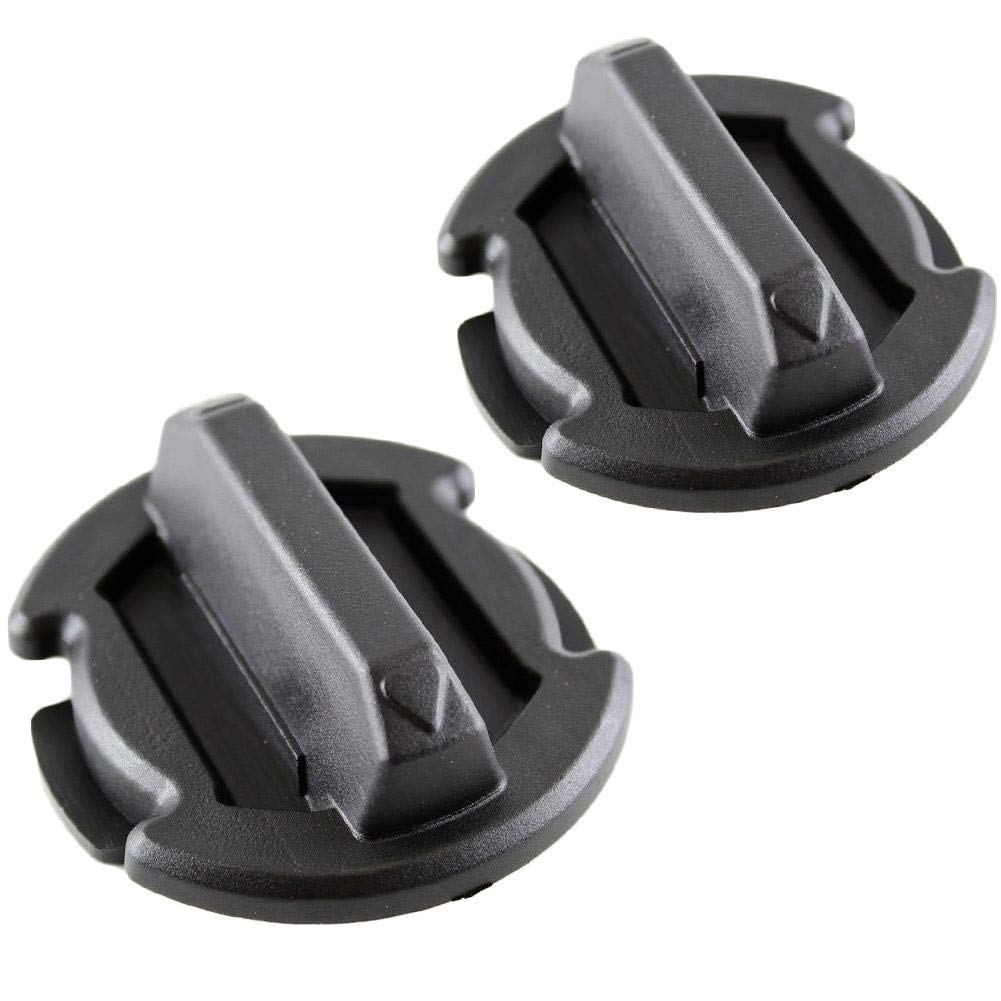 2 tapones de drenaje para Polaris General RZR 900 1000 S XP 4 Turbo Rpl 5414694 RUNGAO
