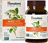 Himalaya MindCare/Mentat with Bacopa and Gotu Kola for Brain and Mental Alertness (60 Count)