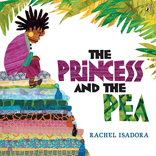 Princess Pea Fairy Tale - The Princess and the Pea