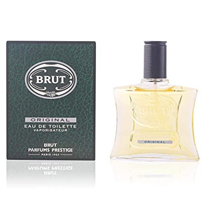 7526a7064962 Buy Brut Original Eau De Toilette Spray 100ml 3.3oz Online at Low Prices in  India - Amazon.in