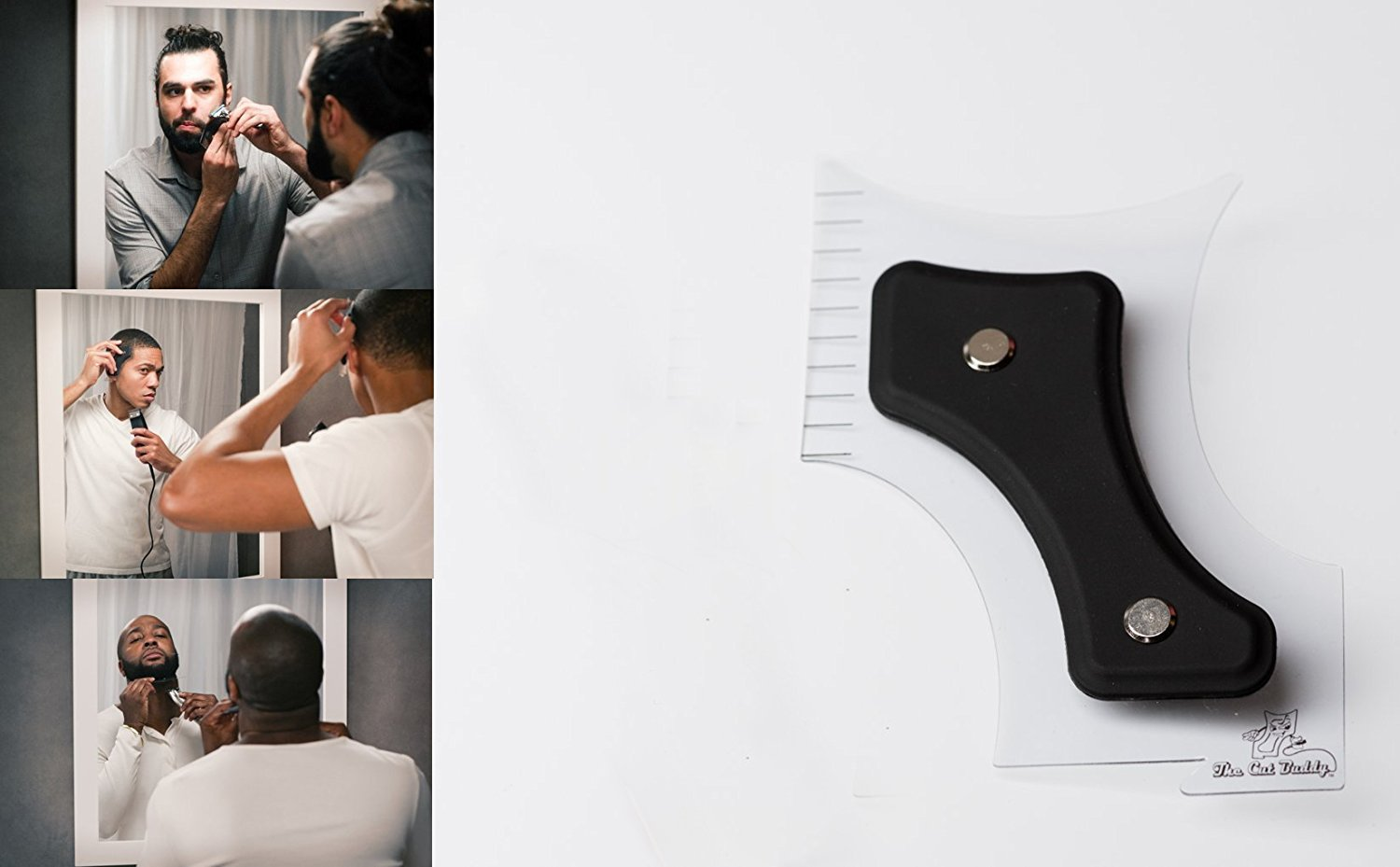 Makngrid The Cut Buddy - Shark Tank Winner - Hair Beard Shaping