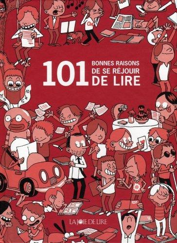 101 bonnes raisons de se réjouir de lire Guillaume Long