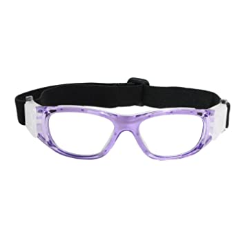 ad77dd04514 Kids Sports Goggles Outdoor Eye Protection Anti-Fog Safety Glasses Eyewear  for Children with Adjustable