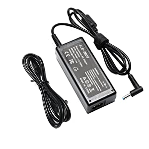 19.5V 2.31A 45W Laptop AC Power Adapter Charger for HP Stream 11 13 14 HP Split 13 x2 13-g110dx 13-m010dx HP Chromebook 14-x Series 14-x013dx HP 15-r132wm 15-r030nr 15-050nr