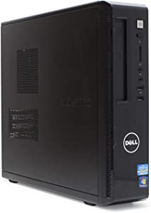 Dell Vostros 260s Desktop Computer PC, Intel Core i3-2120 3.3GHz, 4G DDR3, 500G, Wireless WiFi, Bluetooth, Keyboard, Mouse, Win 10 Pro 64 Bit-Multi-Language Supports English/French/Spanish(Renewed)