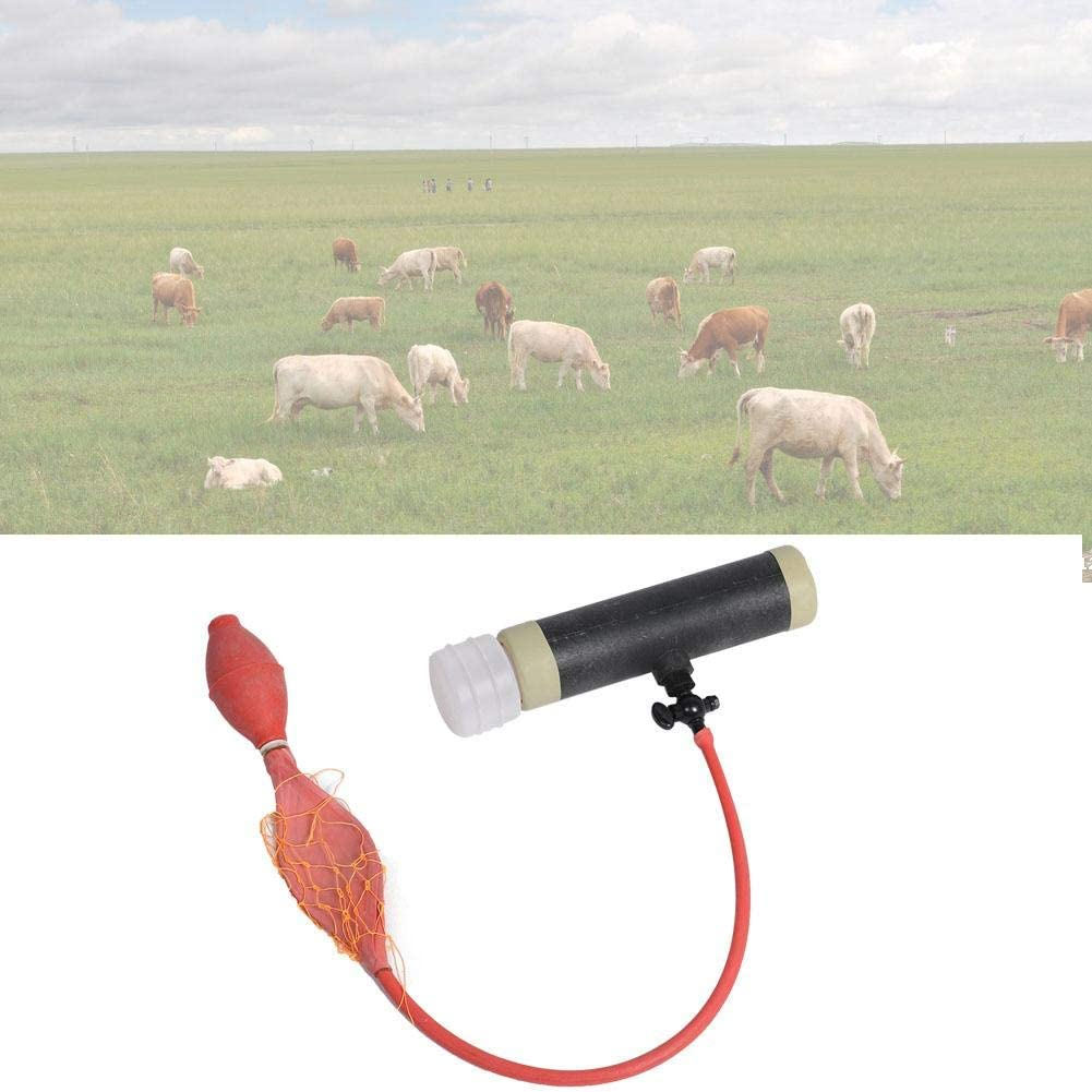 HEEPDD Ram Ox Semen Collection Device Set Artificial Vaegina Ejaculations Instrument Semen Collection Cup with Double Ball Inner Tube for Ram Sheep Cattle Ox Livestocks