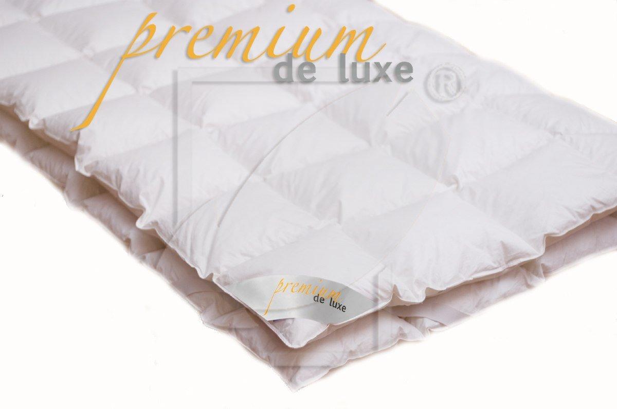 Premium de luxe 975.97.003 Surmatelas 160 x 200 cm 7 x 8 cassettes 1.750 g