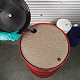 New Pig Barrel Top Oil-Only Absorbent Mat For