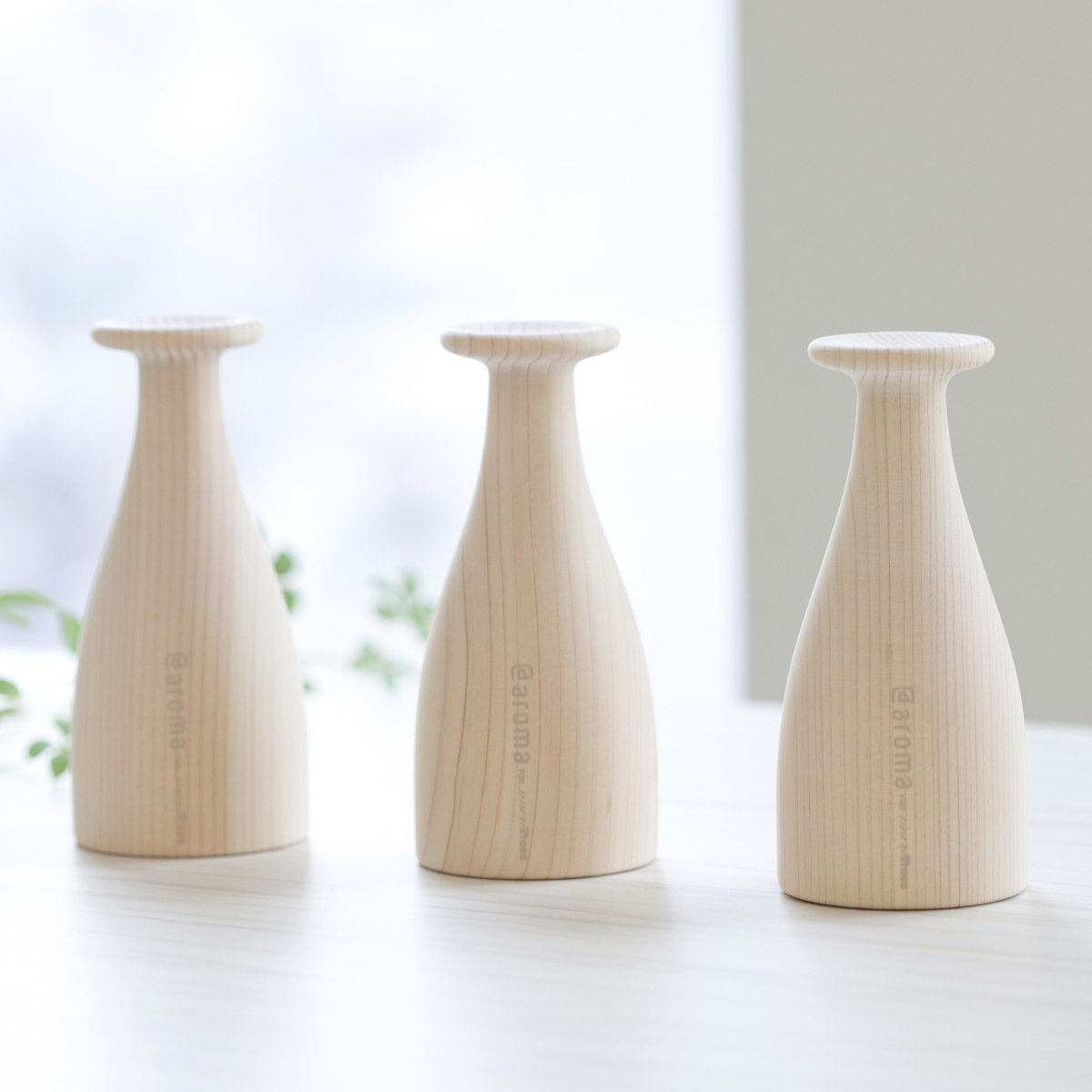 Hinoki Aroma Scent Diffuser Stand by At-Aroma (Image #4)