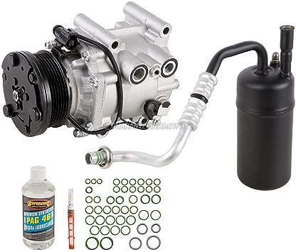 Amazon Com For Ford Escape Mazda Tribute Mercury Ac Compressor W