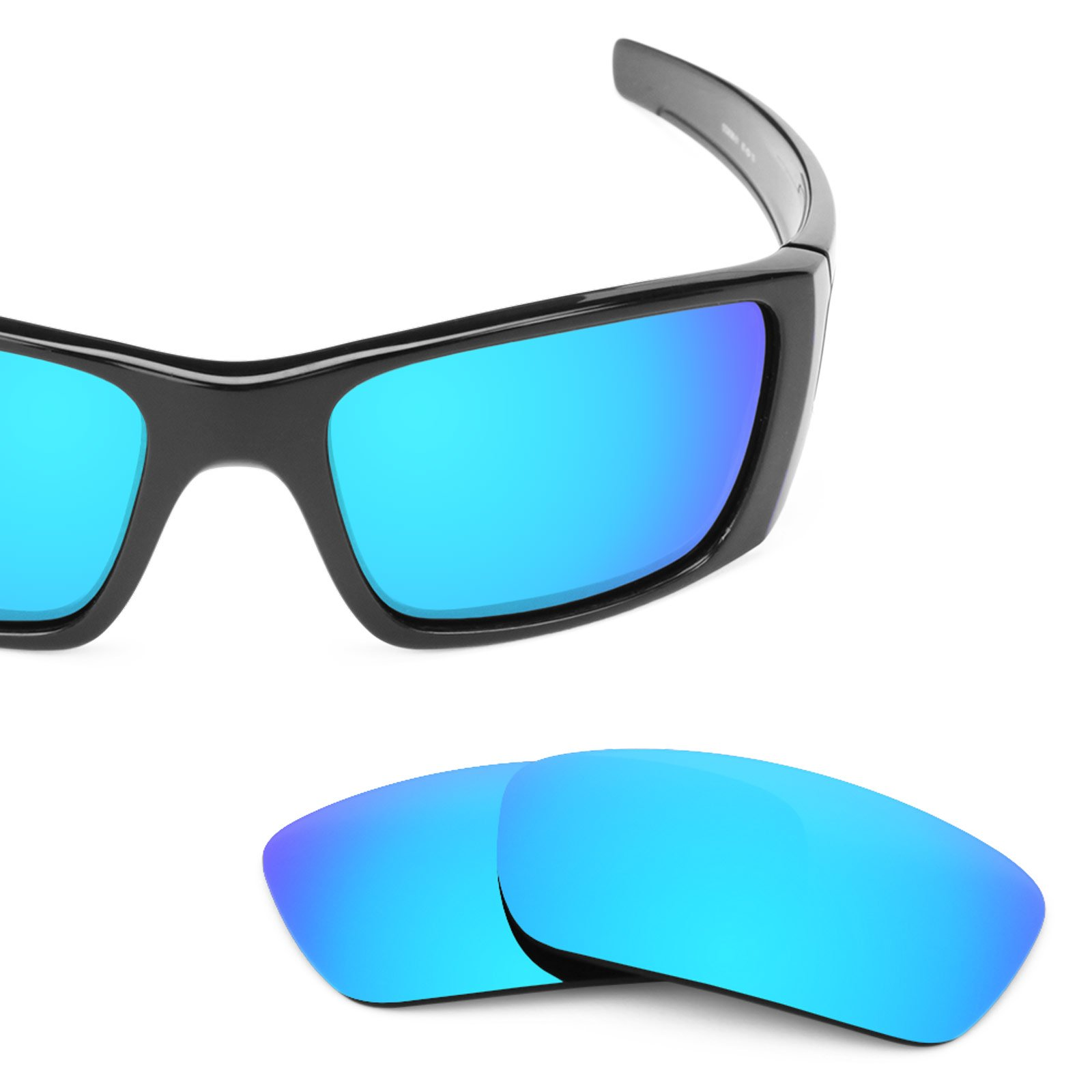 Revant Replacement Lenses for Oakley Fuel Cell 3 Pair Combo Pack K014 by Revant (Image #2)