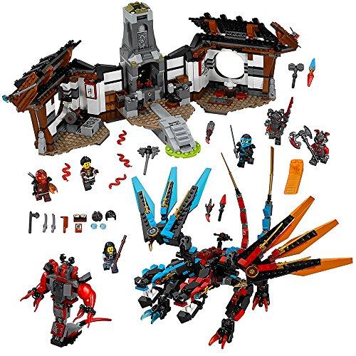 Lego Ninjago Dragons Forge 70627 Fun Toy