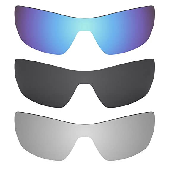 f2d6e8b7b0 Image Unavailable. Image not available for. Colour  Revant Replacement  Lenses for Oakley Offshoot 3 Pair Combo Pack K015