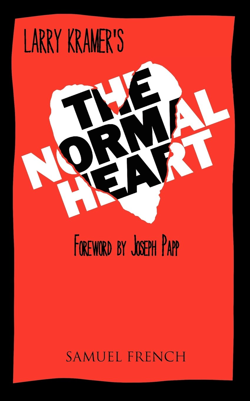 Image result for the normal heart play larry kramer