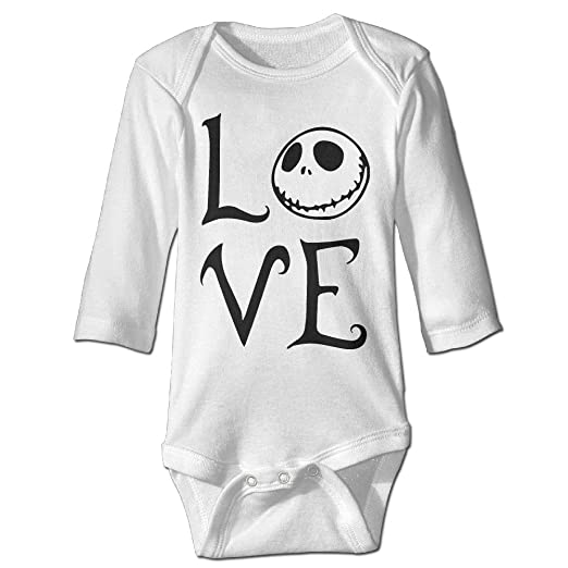 the nightmare before christmas cotton infant baby onesie bodysuit - Nightmare Before Christmas Baby Onesie