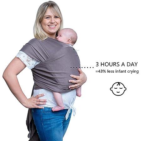 7097a44b8d5 Amazon.com   Baby Wrap Carrier