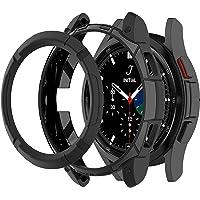 Shieranlee Robuuste Armor Pro Ontworpen voor Samsung Galaxy Watch 4 Classic Case met Band 46mm