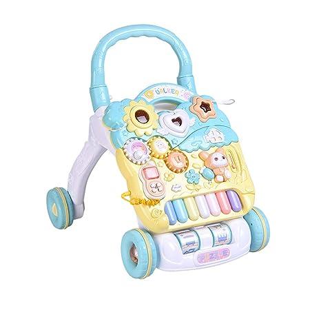 Andador de bebe Bebé Walker Trolley Baby Walker Bebé Empuje ...