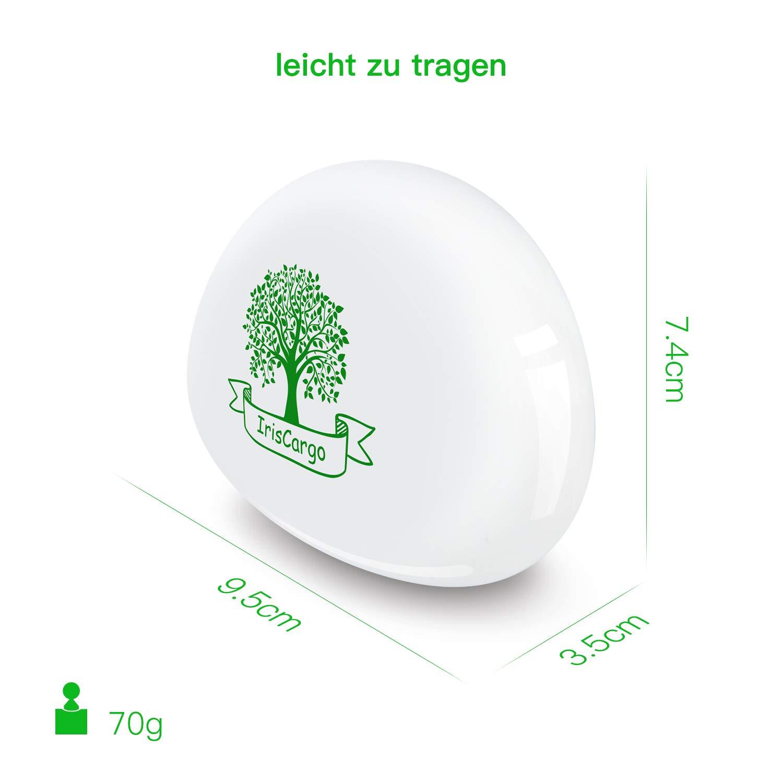 Iris Cargo Deodorant Caja de Ozono purificador de aire Mini ...