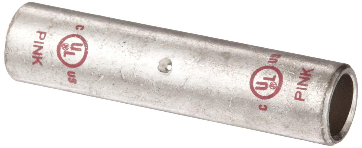 Pink Color Code Morris Products 94520 Long Barrel Compression Splice Copper Wire Range 1//0 Str