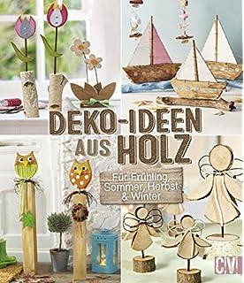 weihnachtsdeko-buch: winterzauber für haus & garten selbst gemacht ... - Weihnachtsdeko Ideen Holz