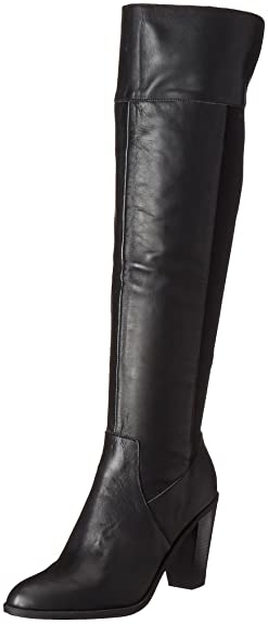Kenneth Cole REACTION Womens Very Clear Motorcycle Boot  XIWY32BH2