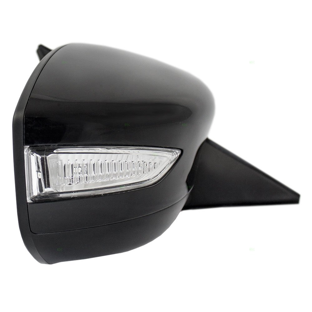 Passengers Power Side View Mirror with Signal Replacement for Nissan Altima Sedan 96301-3TH2A AUTOANDART