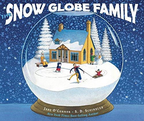 The Snow Globe Family (Natural Snowglobe)
