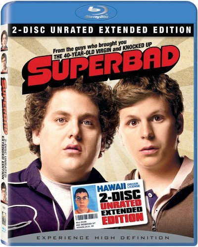 Blu-ray : Superbad (Special Edition, Extended Edition, Widescreen, , Dubbed)