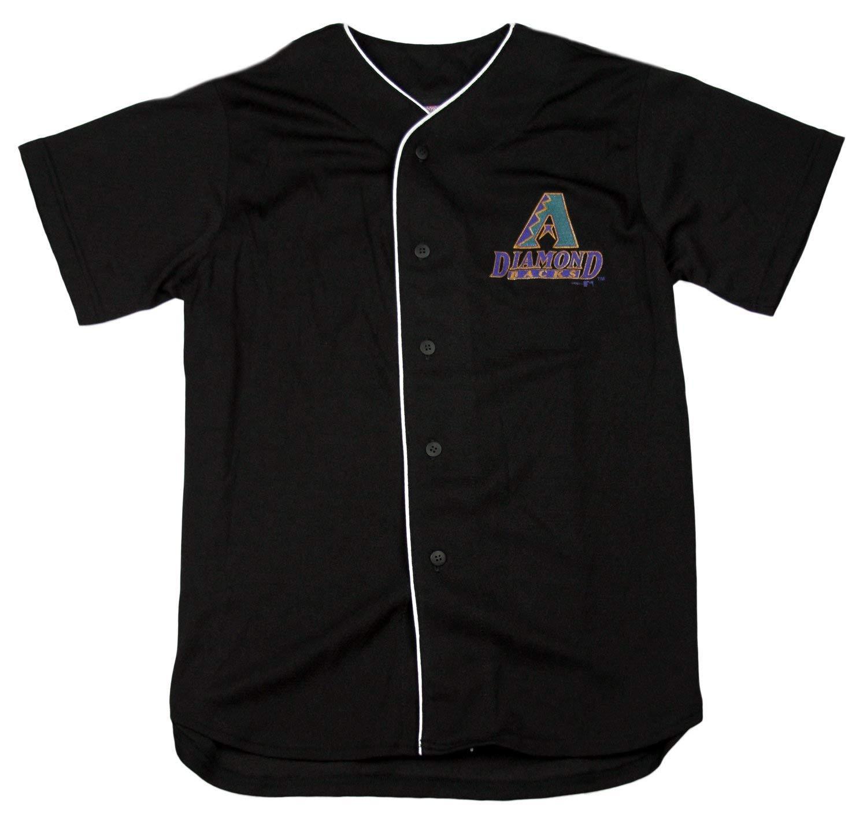 Amazon.com   Mighty Mac Arizona Diamondbacks Randy Johnson  51 MLB Big Boys  Vintage Replica Jersey a800acafd