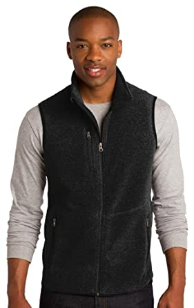 9fff8558ddf7 Image Unavailable. Image not available for. Color  Port Authority Men s  Warmth Full-Zip Fleece Vest ...